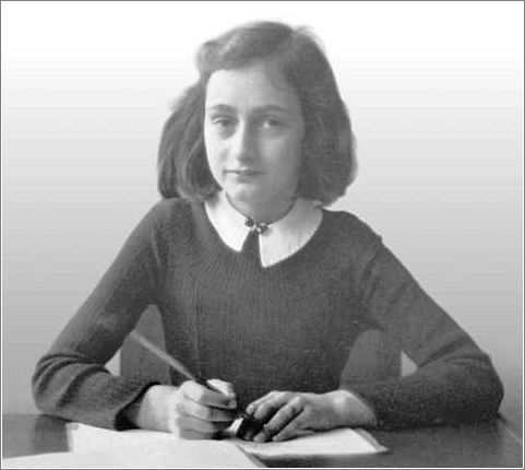 Anne Frank's Diary at John Polanyi Collegiate