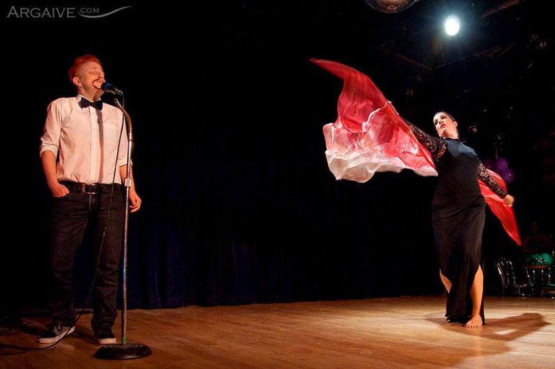 Candyass Cabaret Burlesque Montreal