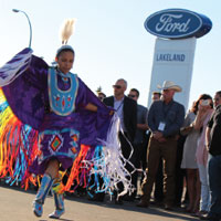 Wyant Group builds Ford's 'gateway to northern Saskatchewan'