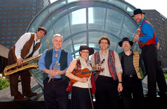The Bagg Street Klezmer Band